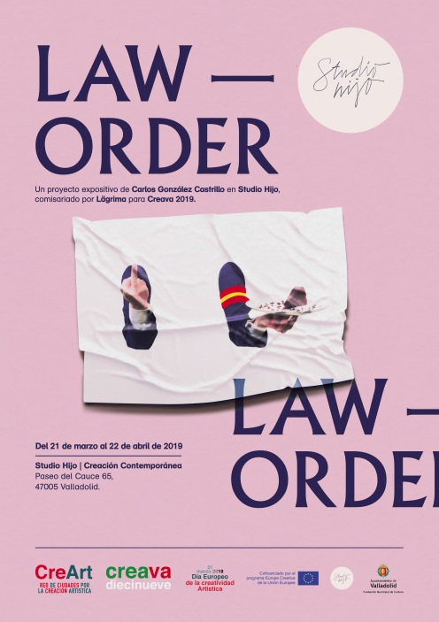 Promo LAW-ORDER at Studio Hijo