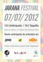 Jarana Festival